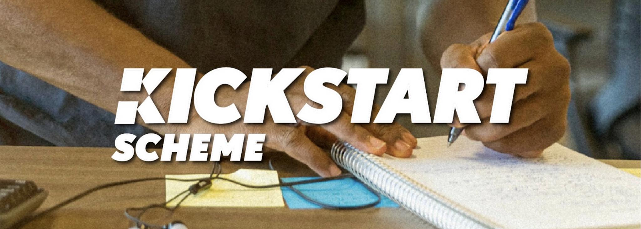 KickStart Scheme Logo –Women Who Count, Bookkeeping & Payroll Services in Kent.